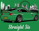 Straight Six Selectable Color V1 by BBsOriginal