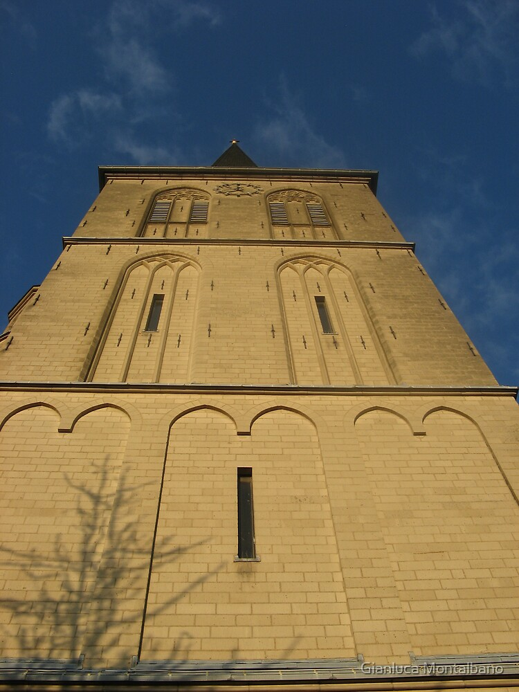 Church in Germany by Gianluca Montalbano