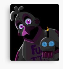 Funtime Chica Canvas Print