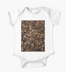 Wood Chips One Piece - Short Sleeve