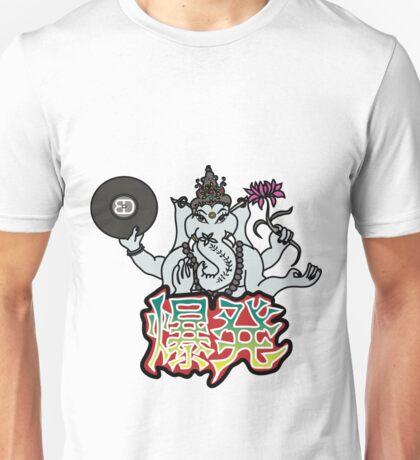 'Bakuhatsu' Bombing Graffiti T T-Shirt