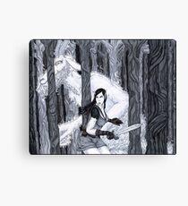 Dörfler 34B Canvas Print