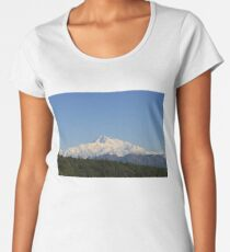 ALASKA'S PEAKS Women's Premium T-Shirt