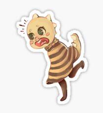 Monster Kid Sticker Sticker