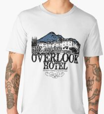 The Shining - Overlook Hotel Men's Premium T-Shirt
