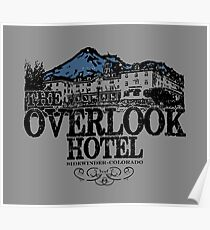 The Shining - Overlook Hotel Poster