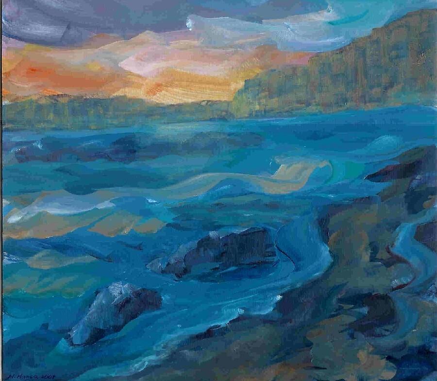Landscape 26 by Nurhilal Harsa
