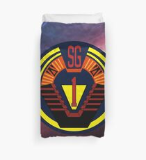 Elite Gatekeepers Duvet Cover