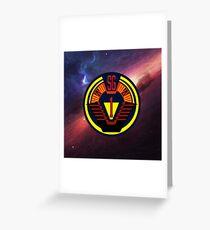 Elite Gatekeepers Greeting Card
