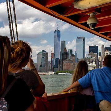 NYC desde The Ferry de ShootFirstNYC