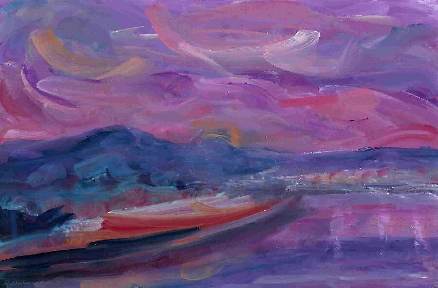Landscape 35 by Nurhilal Harsa
