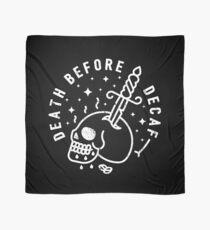 Death Before Decaf Scarf