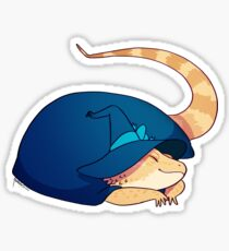 Bearded Dragon - Hawke 2 Sticker
