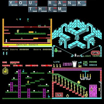How would you rank them 2. ZX Spectrum by pafothergill