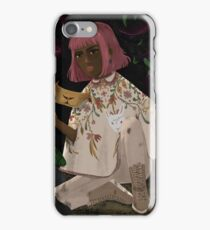 i must be brave iPhone Case/Skin