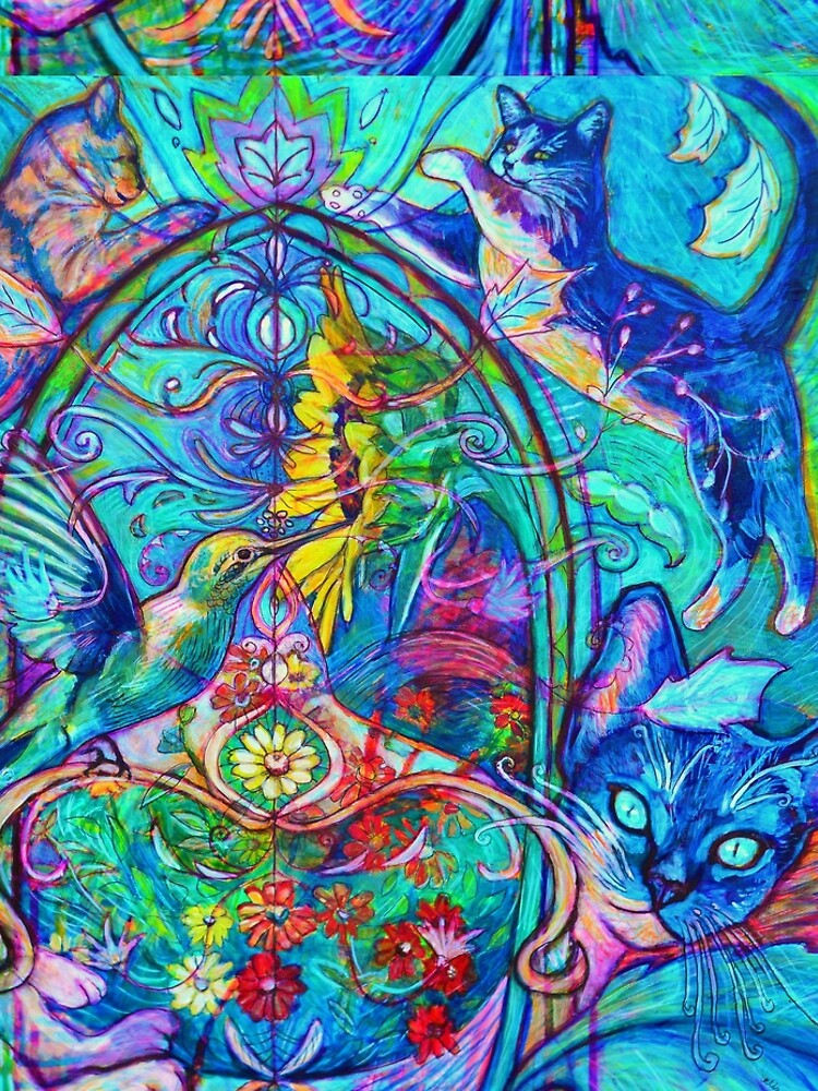 Cats by BethDAngelo