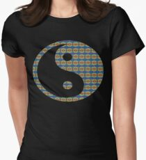 Peace Women's Fitted T-Shirt
