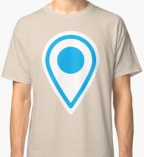 Pin, you are here (request other colours) Classic T-Shirt