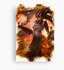 League of Legends SHYVANA Canvas Print