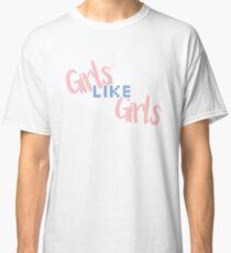 Girls Like Girls Hayley Kiyoko Classic T-Shirt