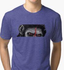eyes of the ape Tri-blend T-Shirt