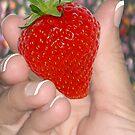 strawberry by Areej27Jaafar