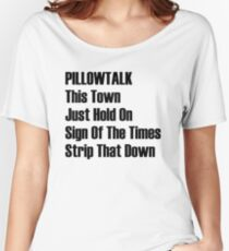 One Direction - Solo Music Women's Relaxed Fit T-Shirt
