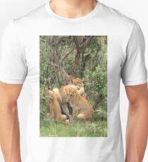 Masai Mara Lion Cubs T-Shirt