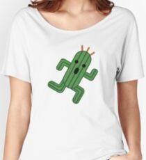 Cactuar  Women's Relaxed Fit T-Shirt