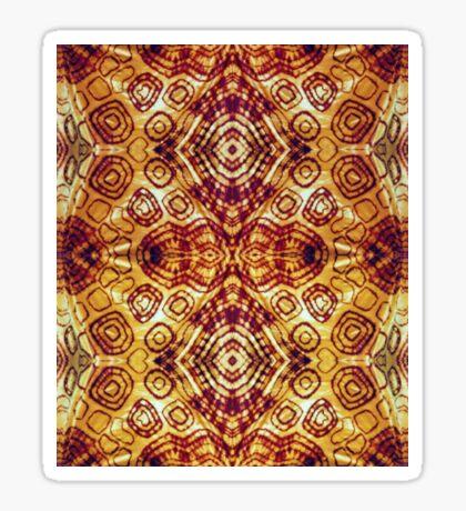Zen I Am Sacral Flow  Sticker