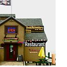 Beachcomber's Restaurant, Victoria by the Sea, PEI, Canada by Shulie1