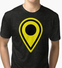 Pin2, you are here (request other colours) Tri-blend T-Shirt