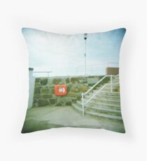 Holga 01 Throw Pillow
