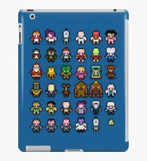 Futurama Characters iPad Case/Skin