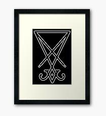 Light Sigil Framed Print