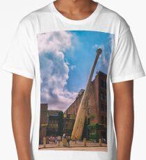 Louisville Slugger Museum & Factory Long T-Shirt