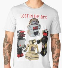 LOST IN THE 80'S Men's Premium T-Shirt