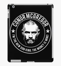 Conor Mcgregor New Don King iPad Case/Skin