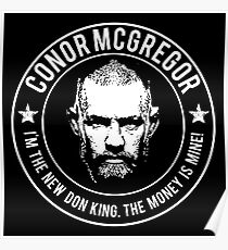 Conor Mcgregor New Don King Poster