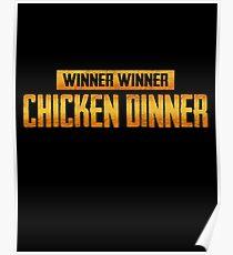 WINNER WINNER Poster