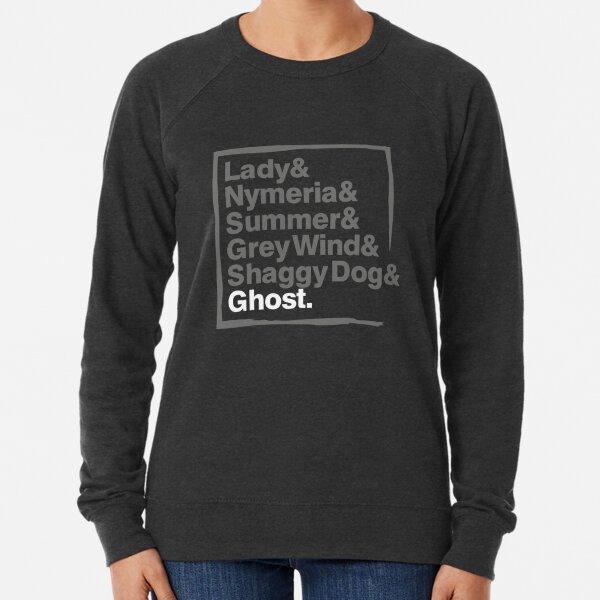 Christmas is Coming Stark Direwolf Sigil Game of Thrones Womens Sweatshirt
