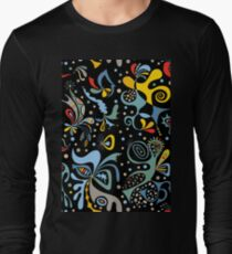 real deal black Long Sleeve T-Shirt