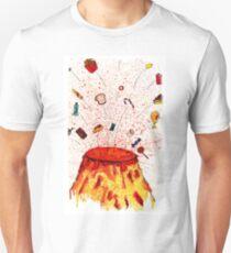 Desserts Erupt~~ Unisex T-Shirt