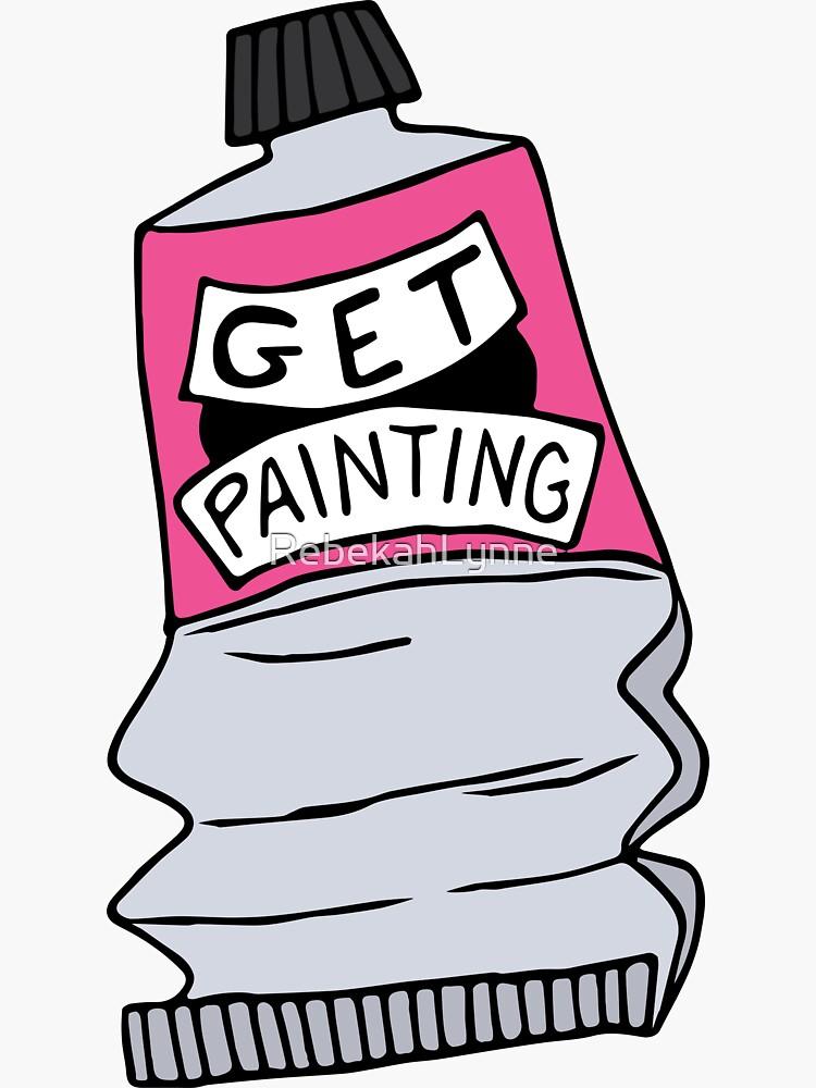 Get Painting by RebekahLynne