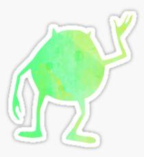 Mike Wazowski Sticker