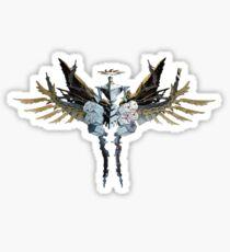 Persona 5 yaldabaoth Sticker