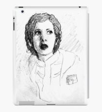 Leia Sketch 2 iPad Case/Skin