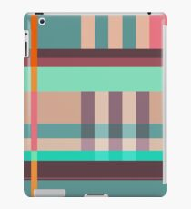 Red Bubble Color Band iPad Case/Skin