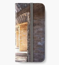 Arches Mission San Jose iPhone Wallet/Case/Skin