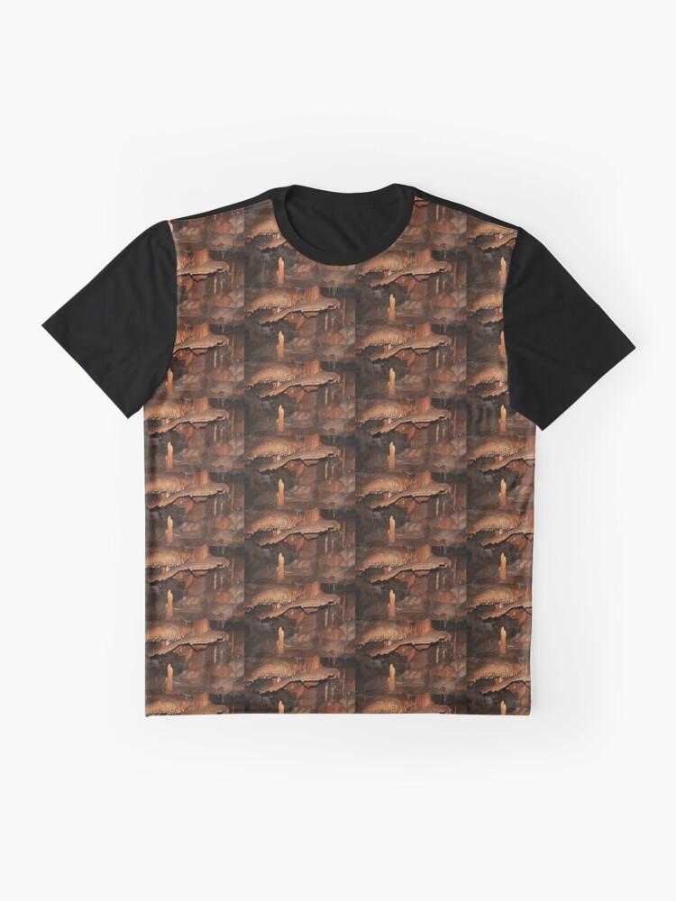 Alternative Ansicht von Feenhafte Höhle # 2 Grafik T-Shirt